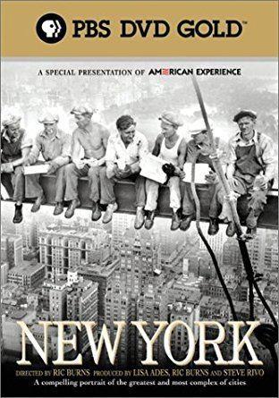 New York: A Documentary Film httpsimagesnasslimagesamazoncomimagesI5