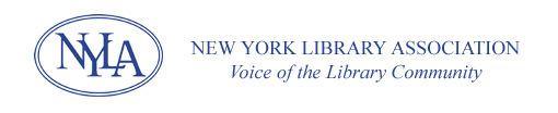 New York Library Association wwwnylaorgimagesnylaimgsassnbannerjpg