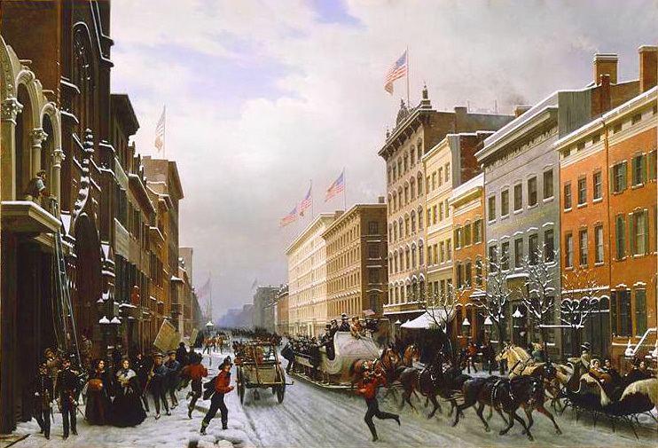 New York metropolitan area in the past, History of New York metropolitan area