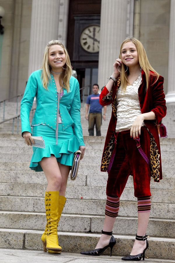 New York Minute (film) 10 Years Later We Look Back On The Olsens New York Minute Style