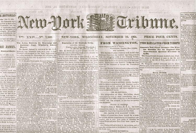 New-York Tribune