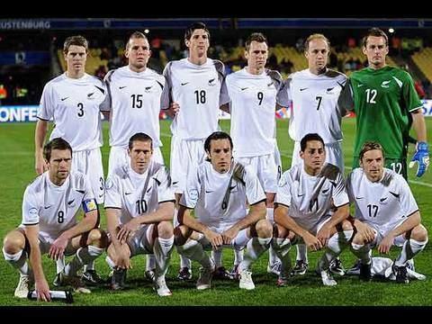 New Zealand national football team New Zealand World Cup 2010 YouTube
