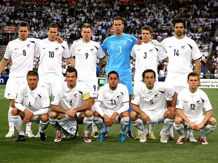 New Zealand national football team Best World Cup Champion League and Euro Cup News Matches Paraguay