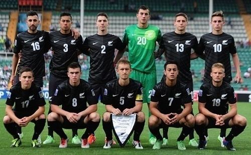 New Zealand national football team New Zealand squad named for FIFA U20 World Cup 2015