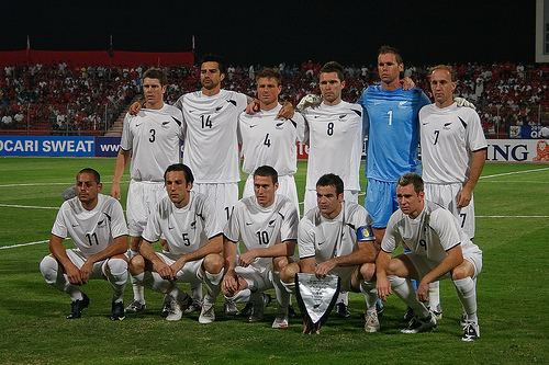 New Zealand national football team Best World Cup Champion League and Euro Cup News 2010 FIFA World