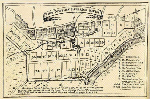 Newark, New Jersey in the past, History of Newark, New Jersey