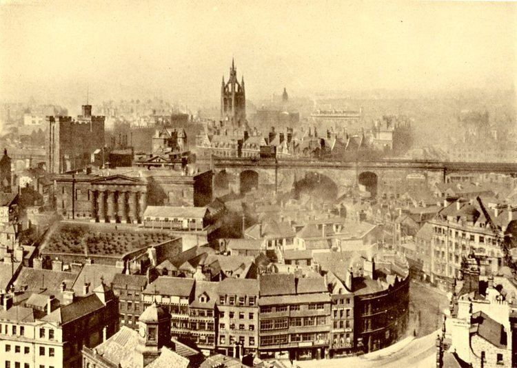 Newcastle upon Tyne in the past, History of Newcastle upon Tyne