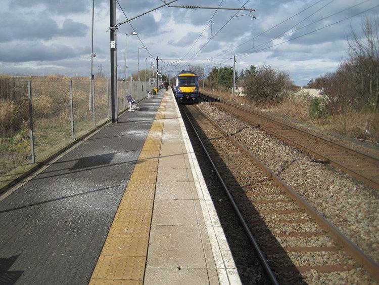 Newcraighall railway station