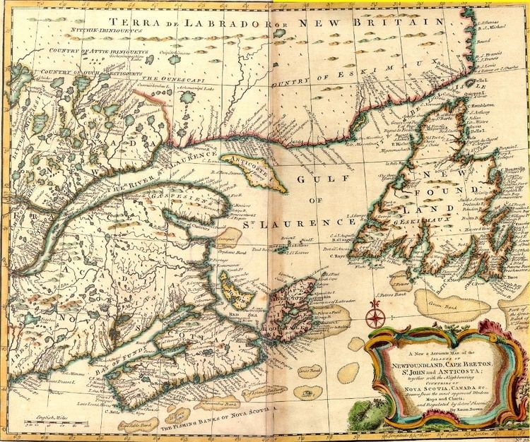 Newfoundland and Labrador in the past, History of Newfoundland and Labrador