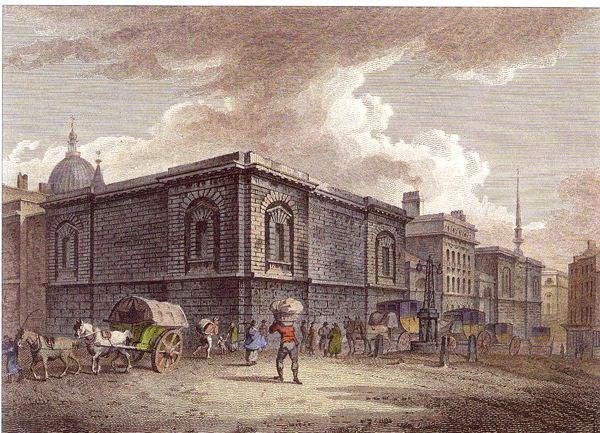 Newgate Prison Newgate Prison a vision of hell on earth LondonInSight Blog