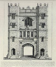 Newgate Prison Newgate Prison Wikipedia