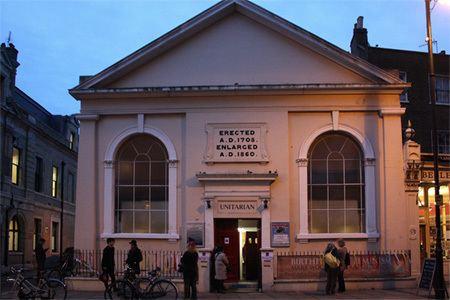 Newington Green Unitarian Church Ship of Fools The Mystery Worshipper
