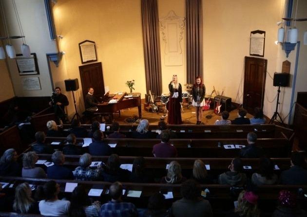 Newington Green Unitarian Church Lou Reed mourners had to be turned away from Newington Green wake
