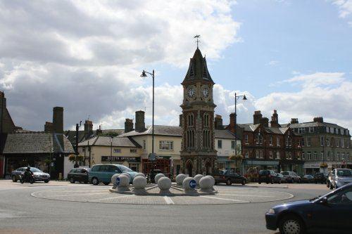Newmarket, Suffolk wwwnewmarketorgukimagesclocktowerjpg
