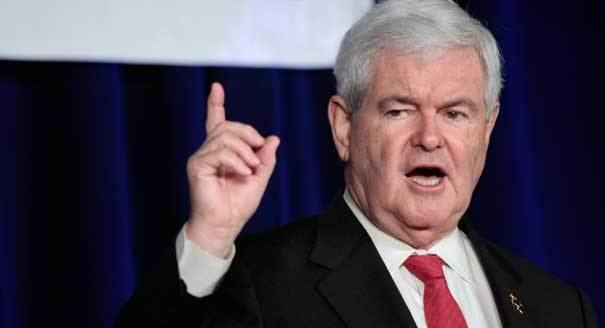 Newt Gingrich Newt Gingrich welcomes Rick Santorum backers POLITICO