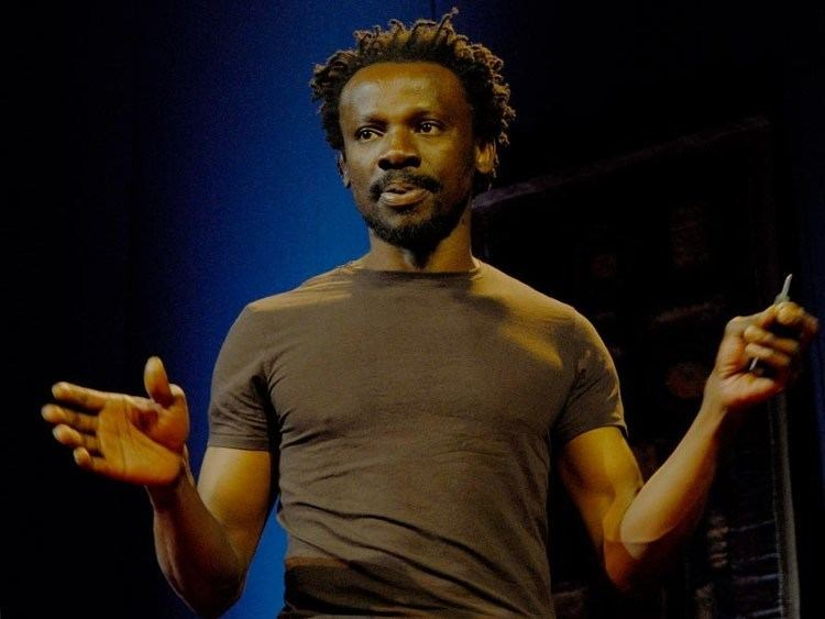 Newton Aduaka Newton Aduaka The story of Ezra TED Talk TEDcom