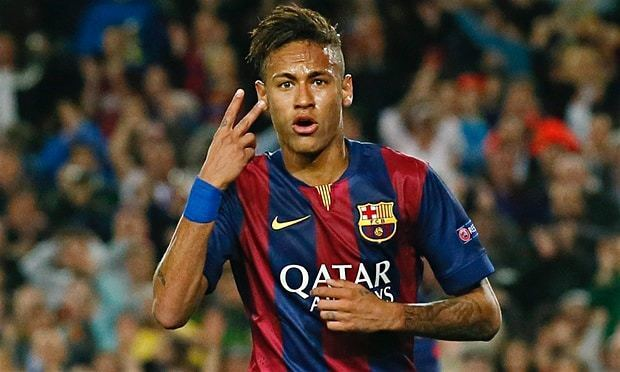 Neymar Football transfer rumours Manchester United ready to seal