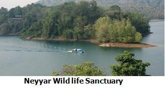 Neyyar Wildlife Sanctuary TrivandrumNeyyar Dam Tour