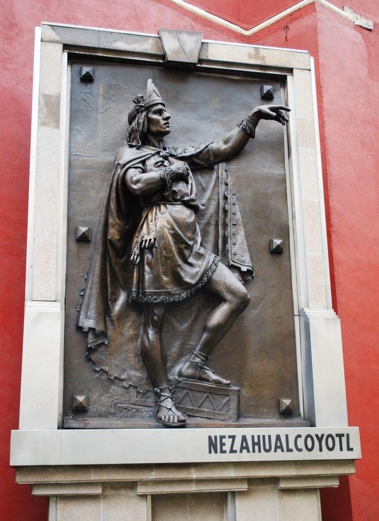 Nezahualcoyotl Nezahualcoyotl Wikipedia the free encyclopedia