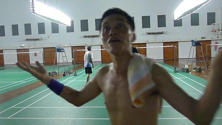 Ng Tat Wai 7Dec16 CRC Badminton Heng Lee Lee Thai Kir vs Ng Tat Wai Kang