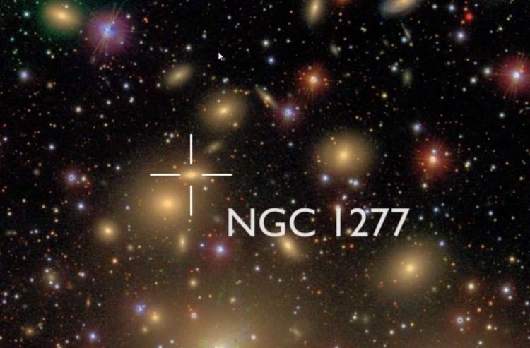 NGC 1277 NGC 1277 Tech Crash