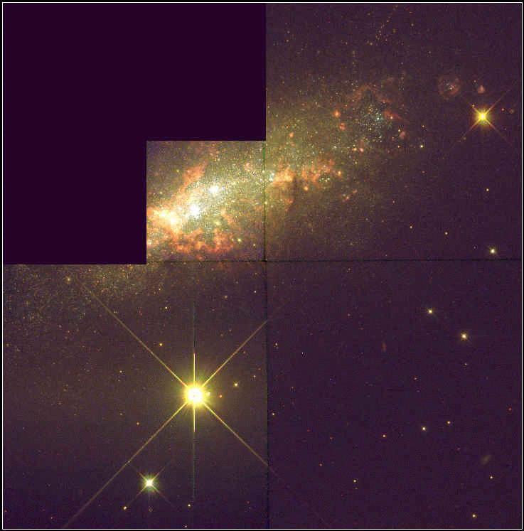 NGC 1569 NGC 1569