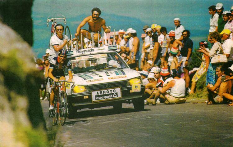 Ángel Arroyo ngel Arroyo 281956 Professional Team s 1979 Moliner
