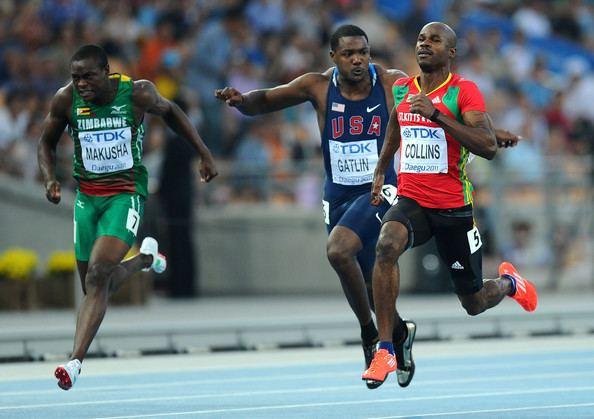 Ngonidzashe Makusha Ngonidzashe Makusha Photos 13th IAAF World Athletics