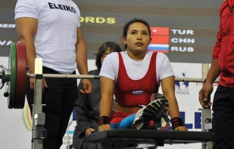 Ni Nengah Widiasih Ni Nengah Widiasih Rebut Perunggu Angkat Berat Paralympic Games 2016