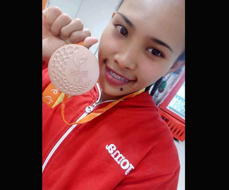 Ni Nengah Widiasih Ni Nengah Widiasih Persembahkan Medali Pertama di Paralympic Games