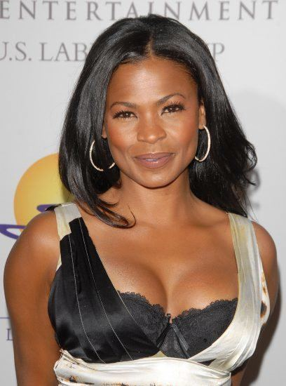 Nia Long Nia Long 39The Single Moms Club39 Interview with Kam