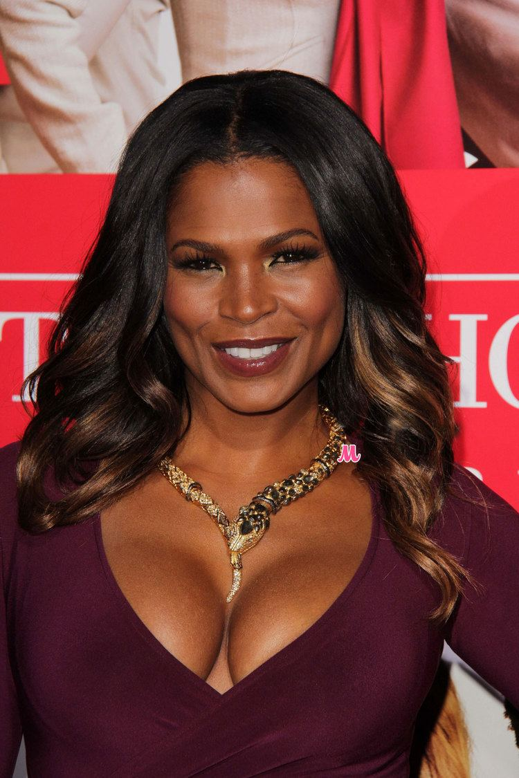Nia Long Event Glam Nia Long Golden amp More At The Best Man