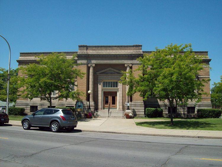 Niagara Falls Public Library - Alchetron, the free social