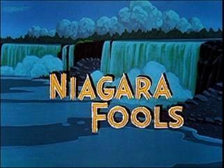 Niagara Fools movie poster