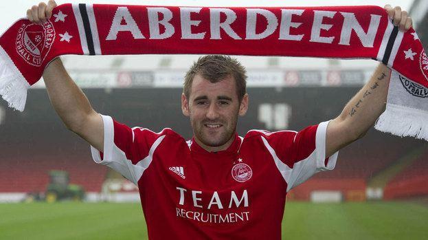 Niall McGinn Celtic trip is perfect start for Aberdeen new boy Niall