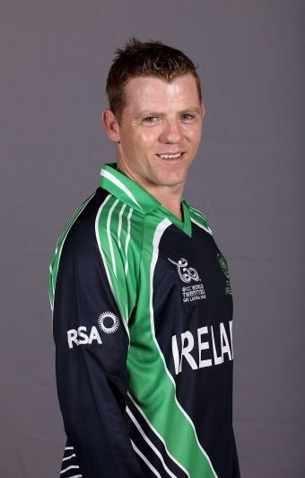 Niall O'Brien (cricketer) Ireland crush Zimbabwe in Warm up Win Cricket Ireland