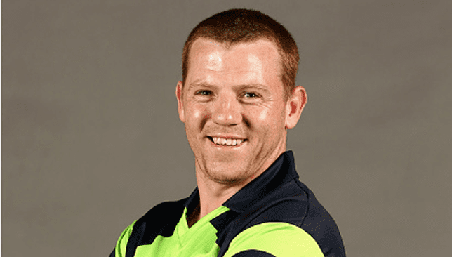 Niall O'Brien (cricketer) Leading by example Ireland39s Niall O39Brien dreaming of crowd39s roar