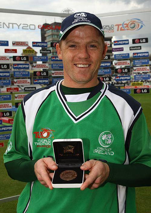 Niall O'Brien (cricketer) Cricket Photos Global ESPN Cricinfo