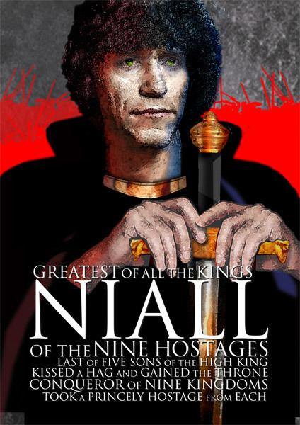 Niall of the Nine Hostages bardmythologiescomwpcontentuploadsNiallN2jpg