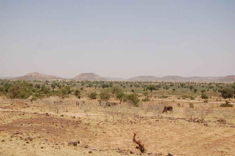 Niamey Beautiful Landscapes of Niamey