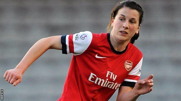 Niamh Fahey BBC Sport Niamh Fahey Chelsea Ladies sign Arsenal defender