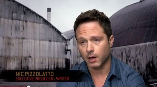Nic Pizzolatto Former English Prof amp True Detective Creator Nic
