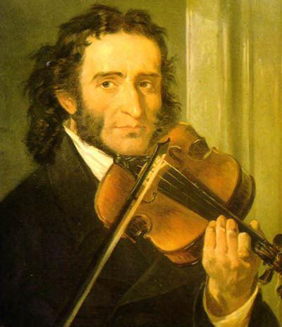 Niccolò Paganini Niccol Paganini Wikipedia