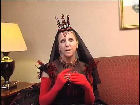 Nichola McAuliffe Nichola McAuliffe the Wicked Fairy YouTube
