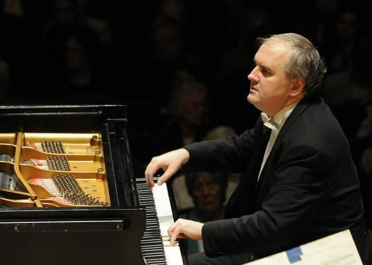 Nicholas Angelich Eloquent Brahms from BSO fillin The Boston Globe