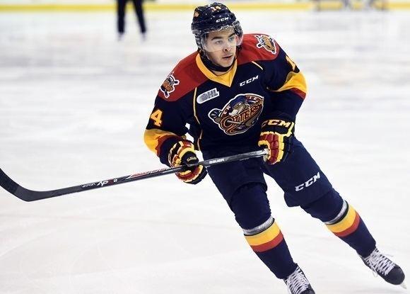 Nicholas Baptiste Hockey39s Future Nick Baptiste