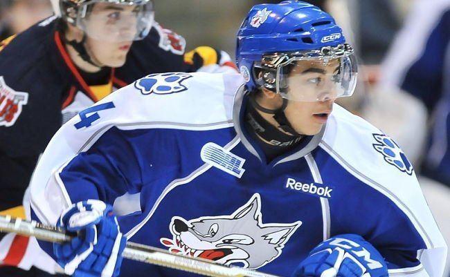Nicholas Baptiste Nicholas Baptiste Hockey Prospects Fantasy Analysis