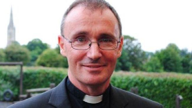 Nicholas Chamberlain Gay bishop Reverend Nicholas Chamberlain gets Church of England39s