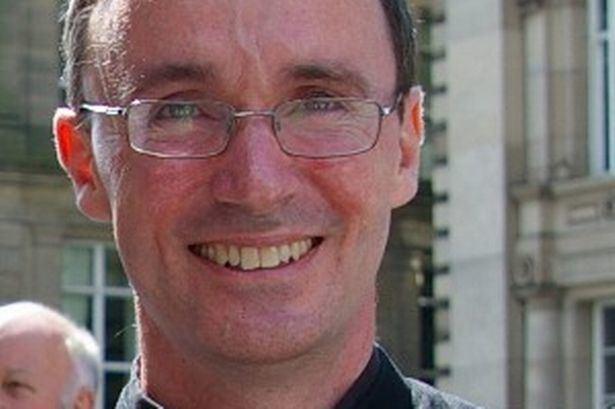 Nicholas Chamberlain Jesmond vicar to leave Newcastle after nine years following