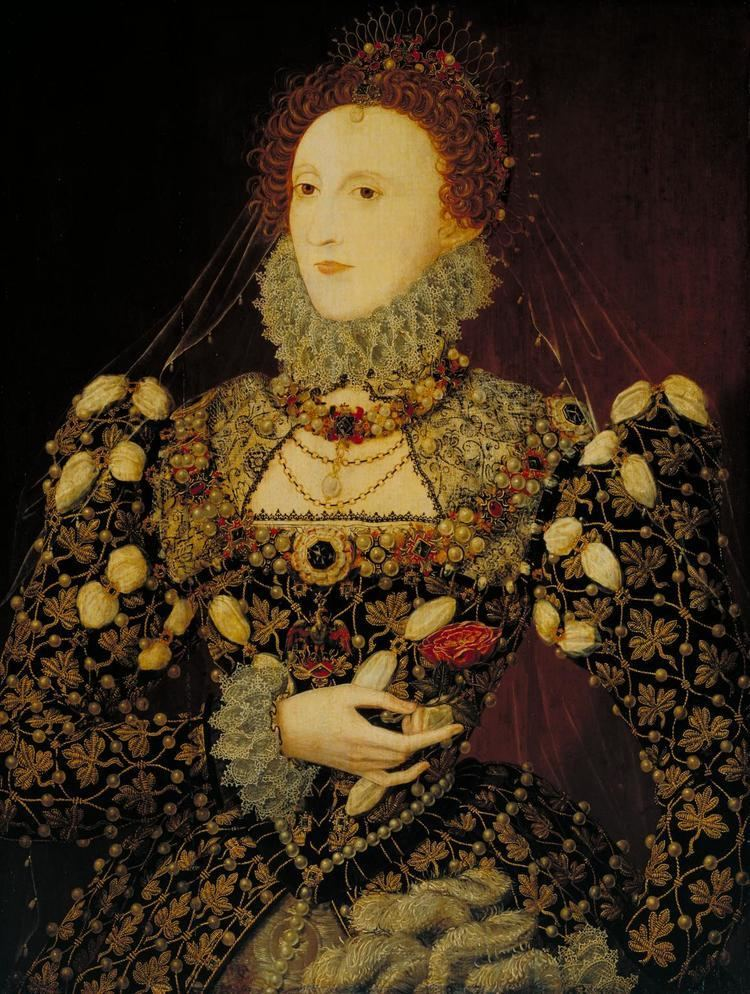Nicholas Hilliard Elizabethan Tate